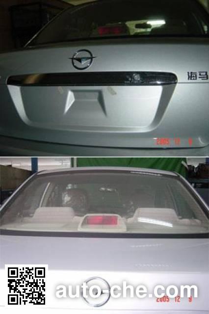 Haima HMC7162E3A car