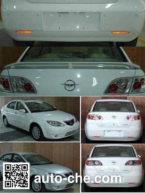 Haima HMC7185B4 car