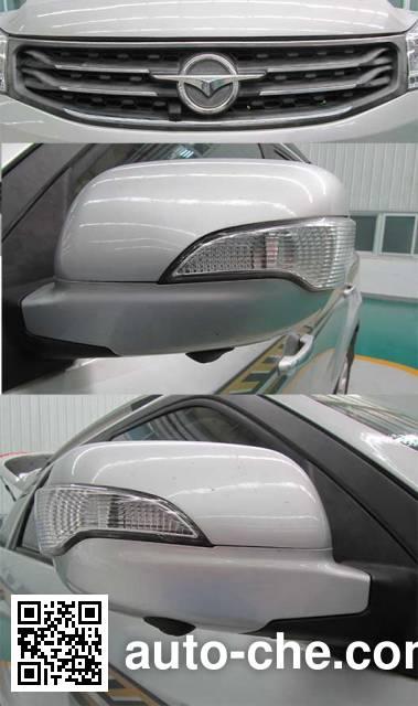 海马牌HMC7200A4T1轿车
