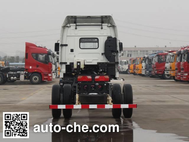 华菱之星牌HN1200HC26E8M5J载货汽车底盘