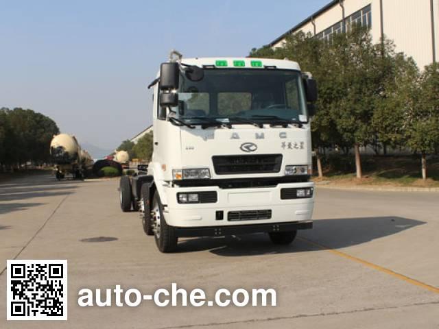 华菱之星牌HN1250X24B6M5J载货汽车底盘