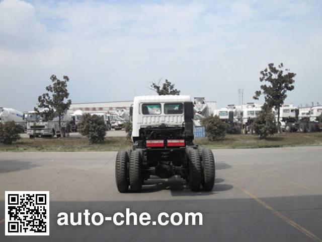 华菱之星牌HN1300HB35B7M5J载货汽车底盘