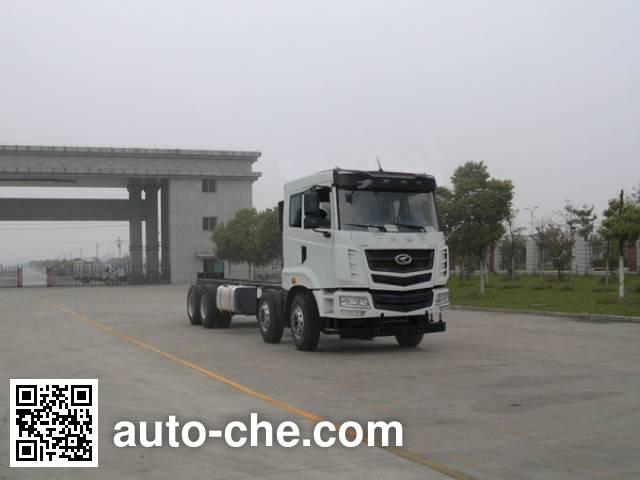 华菱之星牌HN1300HB31B8M5J载货汽车底盘