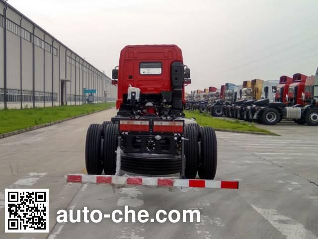 华菱之星牌HN1310HC31D4M5J载货汽车底盘