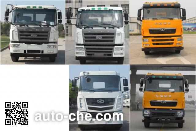 CAMC Star HN3250B34D1M4 dump truck