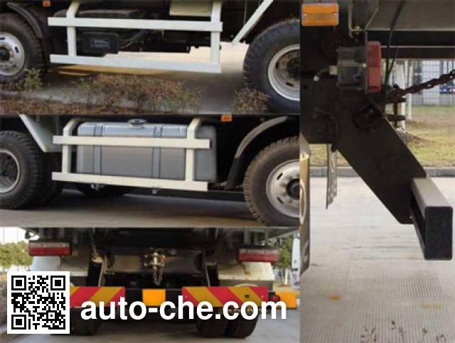 CAMC Star HN3310AB37D6M4 dump truck