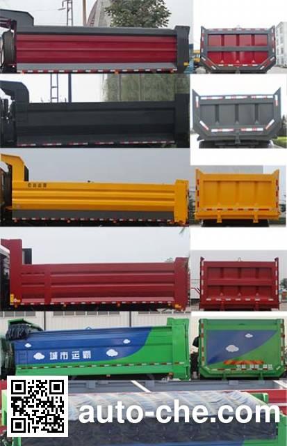 CAMC Star HN3310BC34B8M4 dump truck