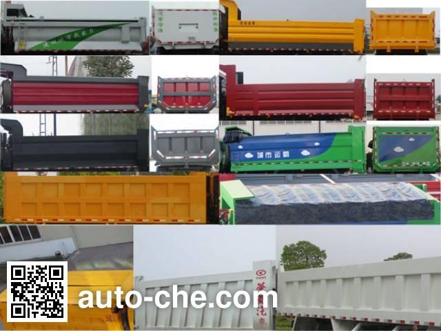 CAMC Star HN3310C27B8M5 dump truck