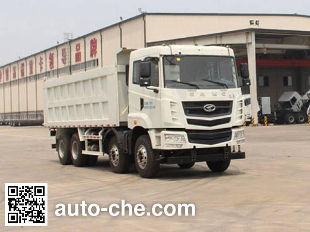 CAMC Star HN3310H37C7M5 dump truck