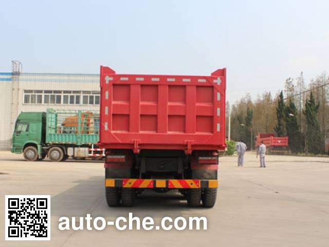 CAMC Star HN3312B35B7M4 dump truck