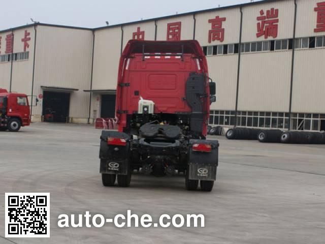 CAMC Star HN4185H42C4M5 dangerous goods transport tractor unit
