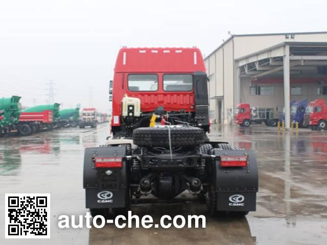 华菱之星牌HN4250B46C4M5牵引汽车