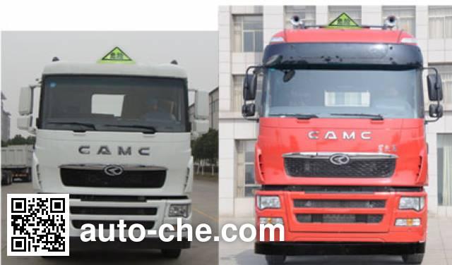 CAMC Star HN4185A37C6M4 dangerous goods transport tractor unit