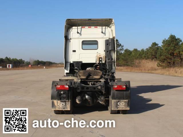 CAMC Star HN4255A46C4M5 dangerous goods transport tractor unit