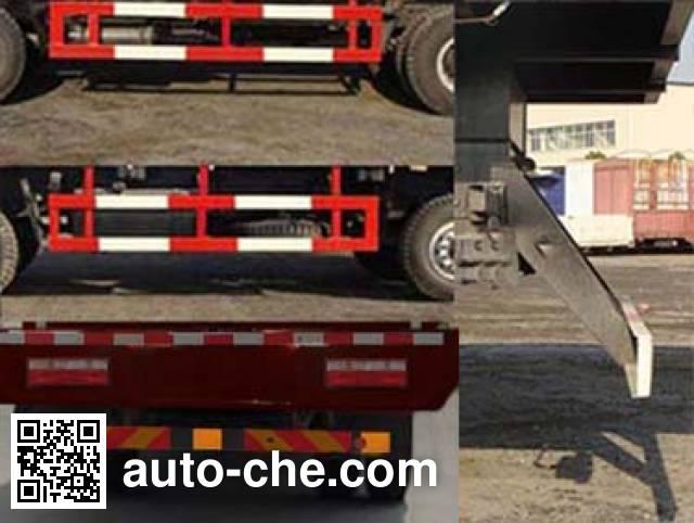CAMC Star HN5250P26E8M3XXYP soft top box van truck
