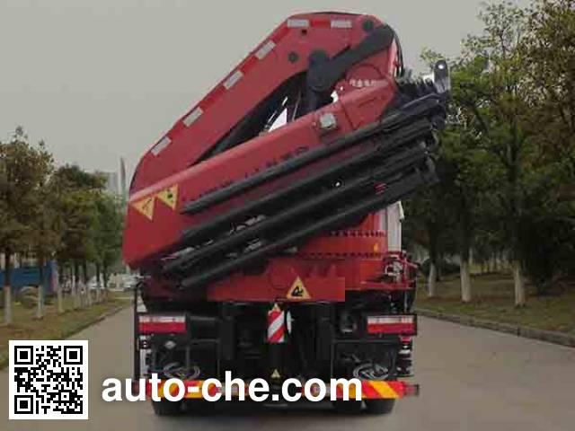 CAMC Star HN5251JSQ2L4 truck mounted loader crane