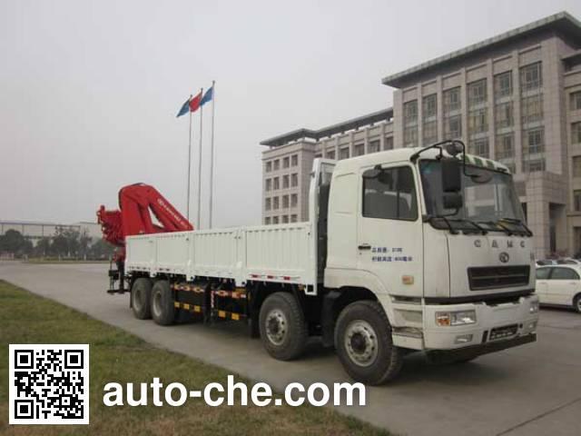 CAMC Star HN5310JSQ3L4 truck mounted loader crane