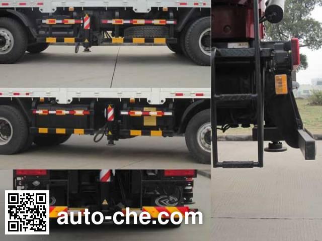 CAMC Star HN5310JSQ1L4 truck mounted loader crane