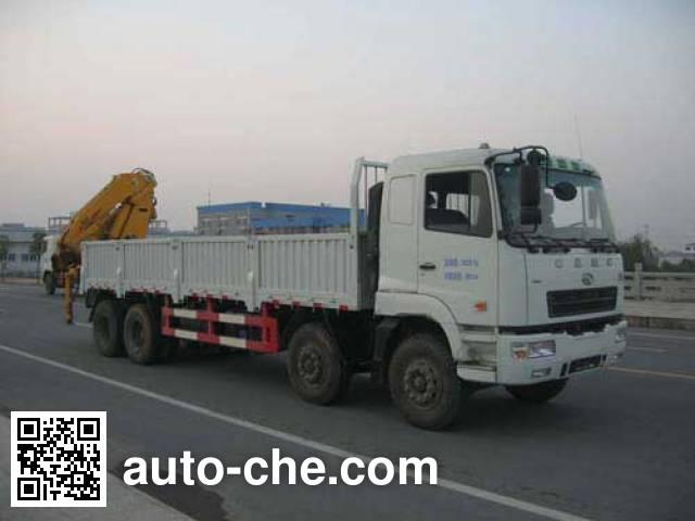 CAMC Star HN5310JSQP29D6M3-H truck mounted loader crane