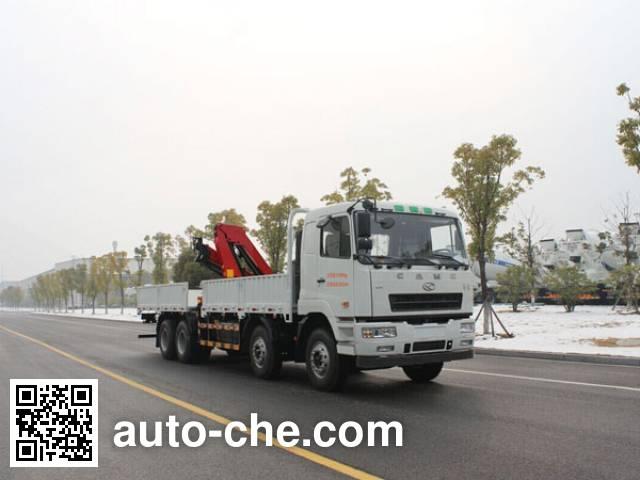 CAMC Star HN5311JSQ0L4 truck mounted loader crane