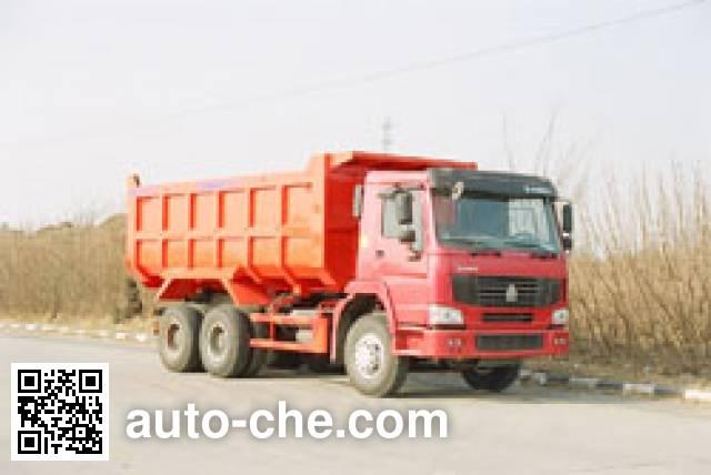 Hainuo HNJ3252 dump truck