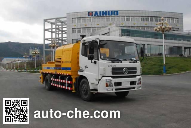 海诺牌HNJ5124THB4车载式混凝土泵车