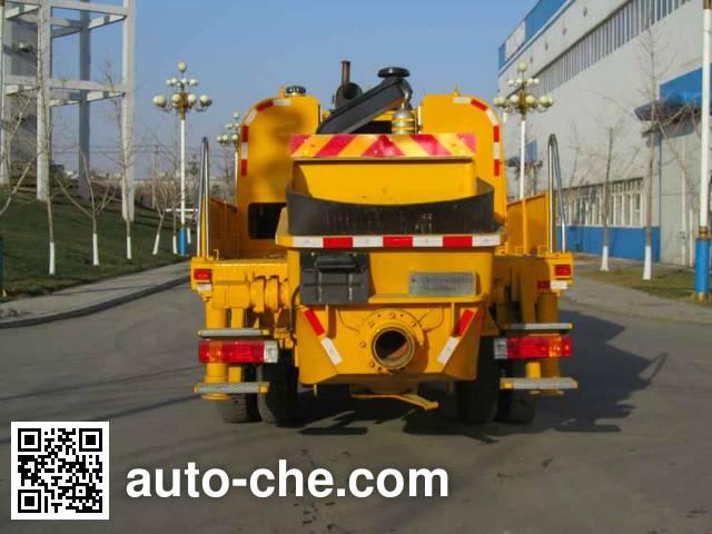 海诺牌HNJ5141THB4车载式混凝土泵车