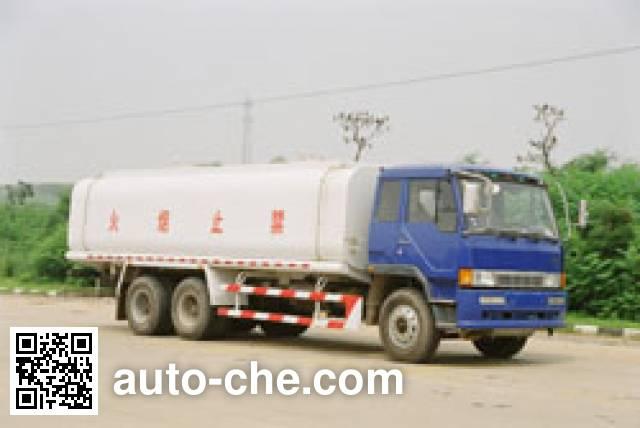 Hainuo HNJ5250GY oil tank truck