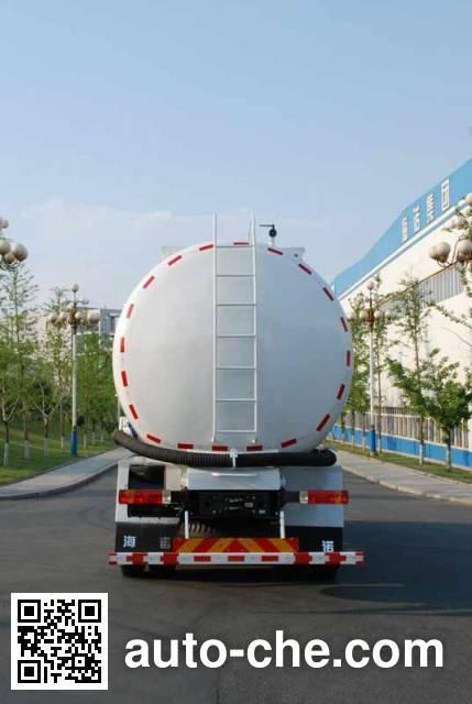Hainuo HNJ5251GFL low-density bulk powder transport tank truck