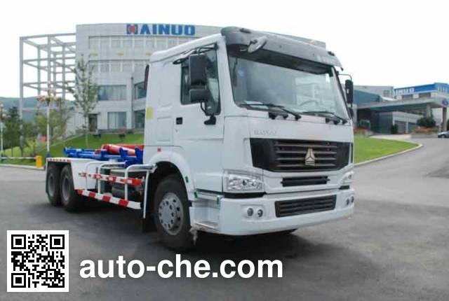 Hainuo HNJ5252ZXXB detachable body garbage truck