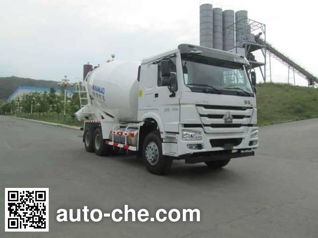 Hainuo HNJ5253GJBL5A concrete mixer truck
