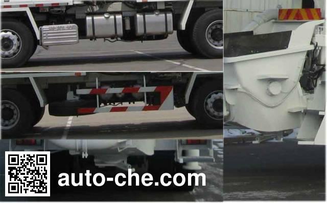 海诺牌HNJ5362THB混凝土泵车