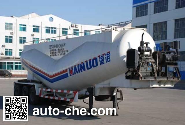 Hainuo HNJ9400GSN bulk cement trailer
