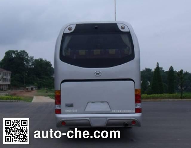 大汉牌HNQ6122T旅游客车