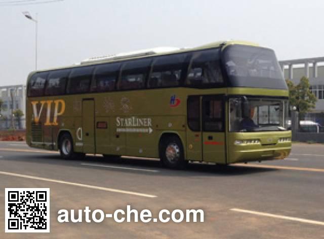 Dahan HNQ6128HQA tourist bus