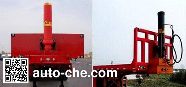 Xuanfeng HP9401ZZXP flatbed dump trailer
