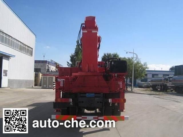 Huihuang Pengda HPD5252JSQ truck mounted loader crane