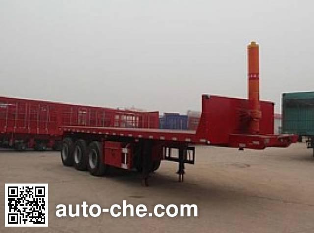 Huihuang Pengda HPD9400ZZXP flatbed dump trailer