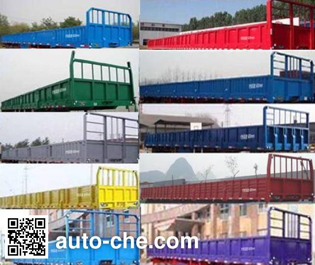 Huihuang Pengda HPD9402Z dump trailer