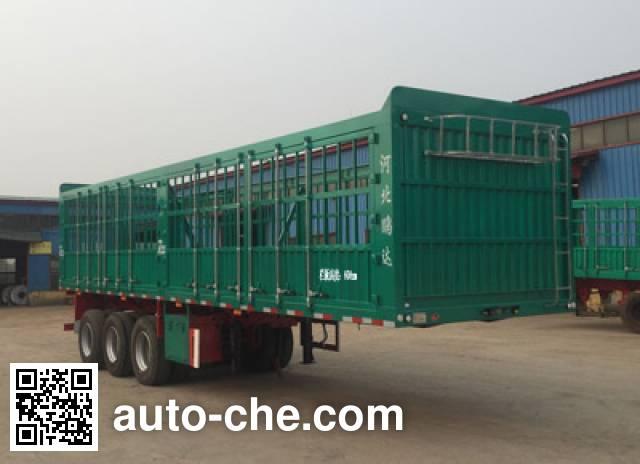 Huihuang Pengda HPD9407CCY stake trailer