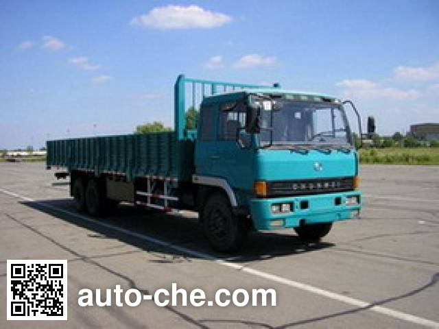 Chunwei HQ1220B cargo truck
