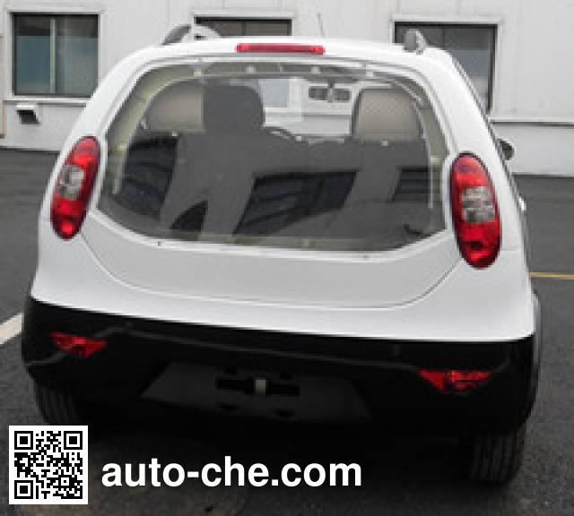 豪情牌HQ7001BEV03纯电动轿车