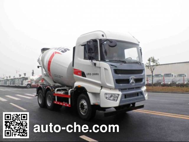 Sany HQC5250GJB1D concrete mixer truck