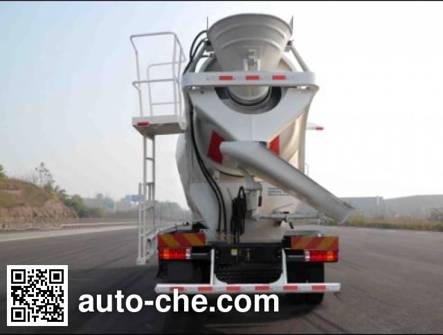 三一牌HQC5250GJB1DS混凝土搅拌运输车