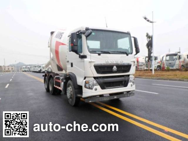 Sany HQC5250GJB1DZ1 concrete mixer truck