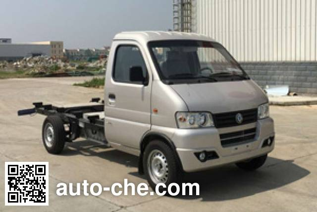 CHTC Chufeng HQG1032EV3 electric truck chassis