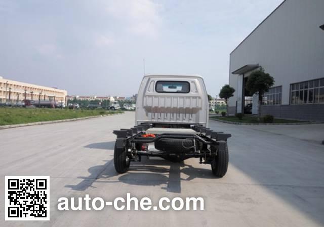 CHTC Chufeng HQG1032EV4 electric truck chassis