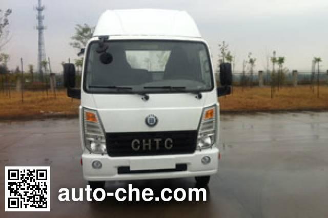 CHTC Chufeng HQG1051EV2 electric truck chassis