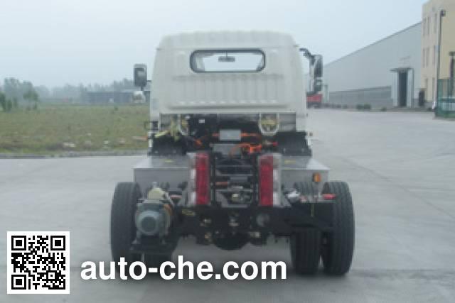 CHTC Chufeng HQG1080EV6 electric truck chassis