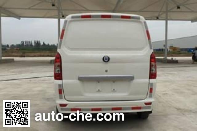 CHTC Chufeng HQG5021XXYEV2 electric cargo van